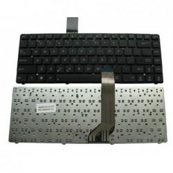 מקלדת להחלפה במחשב נייד אסוס ASUS N45 N46 S400 S46 K45 K45VD S505 Laptop Keyboard without frame - 1 -