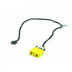 שקע טעינה למחשב נייד לנובו יוגה Lenovo IdeaPad Yoga 13 Jack- DC For Laptop USI DC-IN Jack with Cable - 1 -