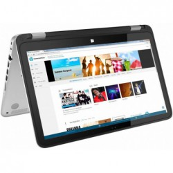 קיט מסך מגע להחלפה במחשב נייד  HP Pavilion X360 13-a200 a201 a202 13.3 Inch Touch Screen include Back cover - 1 -