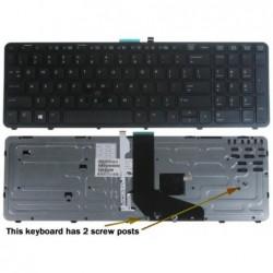 מקלדת להחלפה במחשב נייד HP ZBook 15 , 17 Laptop Keyboard 733688-001 - 1 -