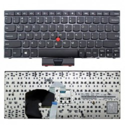 מקלדת להחלפה במחשב נייד לנובו Lenovo IBM ThinkPad Twist S230 S230I S230u series Keyboard 04W2963 04W2926 0B35923 - 1 -