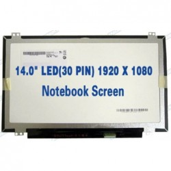 מסך למחשב נייד LP140WF1 LP14OWF1 (SP) (U1) LP140WF1-SPU1 LP140WFI-SPU1 - 1 -