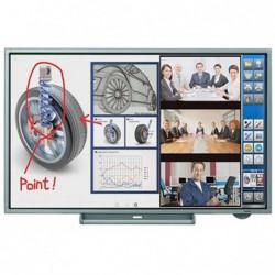 לוח חכם אינטראקטיבי שארפ בגודל 60 אינטש Sharp PN-L602B 60 Inch AQUOS BOARD LED Interactive Display - 1 -