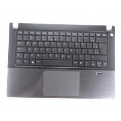 תושבת עליונה כולל מקלדת למחשב דל Dell Vostro 5460 5470 5470R 5480 14-5439 P41G keyboard - 1 -