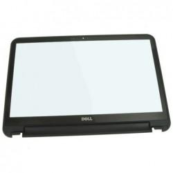 מסך מגע להחלפה (לא כולל מסך) לנייד דל Dell Inspiron Dell Inspiron 3521 / 5537 / 5137 LCD - Touch Screen 15.6  with Front Bezel -