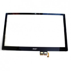 טאץ להחלפה במחשב נייד אייסר Acer Aspire V5-571 V5-571P Lcd Touch Screen Digitizer Glass