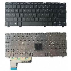 תיקון והחלפת מקלדת למחשב נייד HP EliteBook 820 Laptop 735503-001 without Frame US Layout - 1 -