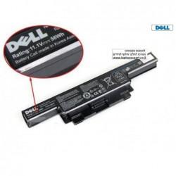 סוללה מקורית למחשב נייד דל Dell Studio 1450 1457 1458 W356P W358P U597P Laptop Battery - 1 -