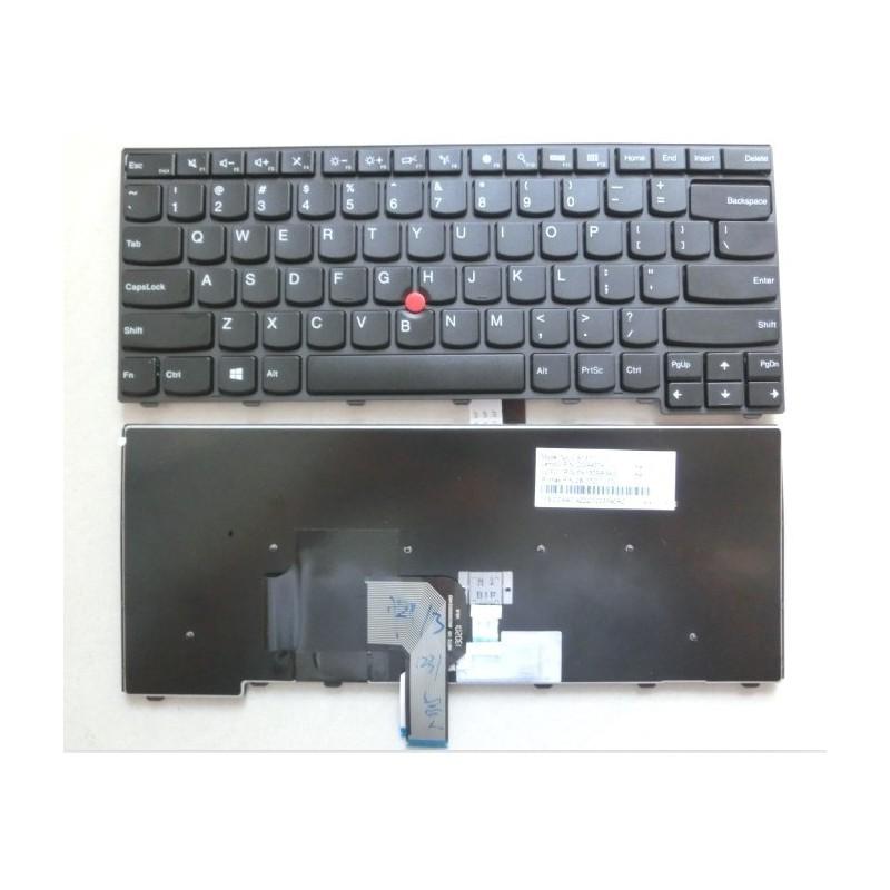 מקלדת למחשב נייד לנובו Lenovo Thinkpad T440p T431 T440 E440 T440s