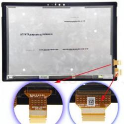 תיקון והחלפת מסך מגע מיקרוסופט Microsoft Surface pro 4 - 1 -