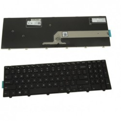 מקלדת למחשב נייד דל Dell Inspiron 15 3541 / 3542 / 3543 / 5748 Laptop Keyboard - 1 -