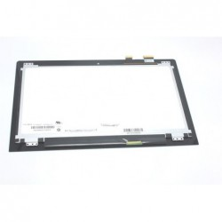 מסך מגע למחשב נייד אסוס Asus VivoBook S301 13.3 LCD Screen Touch Digitizer Glass Assembly with Frame - 1 -