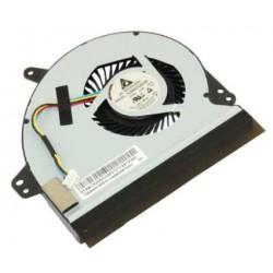 מאוורר למחשב נייד אסוס Asus X501 X501A 13GNNO10P010-1 Cpu Laptop Fan - 1 -