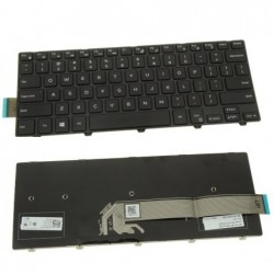 מקלדת למחשב נייד דל Dell Inspiron 5458 / 5448 / 5447 / Latitude 3450 Laptop Keyboard - 1 -