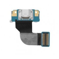 החלפת שקע טעינה לטאבלט סמסונג Samsung Galaxy Tab 3 8.0 SM-T310 Charging Port Flex USB Connector - 1 -