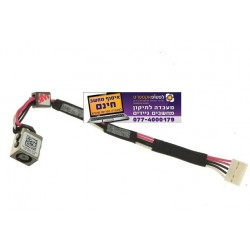 שקע טעינה / כניסת מתח Dell Latitude 3450 DC Power Input Jack with Cable - RP8D4 - 1 -