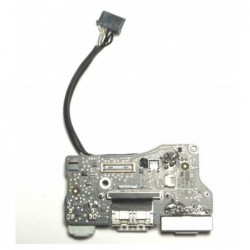 שקע טעינה למקבוק אייר MacBook Air A1466 Power Audio13  Board USB DC Power jack 820-3214-A & Board Cable 821-1477-A 2011-2012 - 1