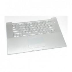 """מקלדת להחלפה במחשב מקבוק כולל משטח עכבר Apple MacBook Pro A1226 15"""" PalmRest w Touchpad + Keyboard 620-3968-A - 1 -"""