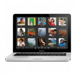 מחשב נייד מקבוק פרו חדש Apple MacBook Pro 13.3 Intel Core i5 / 4GB / 500GB 5400RPM / Intel HD Graphics 4000 - 1 -