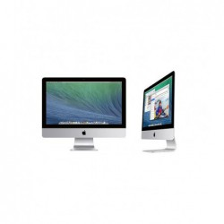 "מחשב איימק למכירה iMac 21.5""  I5 1.4Hz / 500GB HD / 8GB RAM / 5000 Intel HD graphics - 1 -"