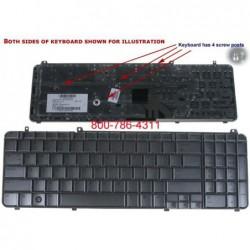 החלפת מקלדת למחשב נייד HP Pavilion DV6 Laptop Keyboard 511885-001 , 574261-001 , 530580-031 ,  AEUT3U00040 - 2 -