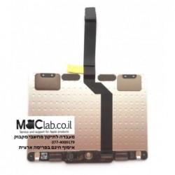 משטח עכבר להחלפה במקבוק רטינה דגם Apple Macbook Pro 13 Retina A1425 Touchpad Trackpad with Cable - 1 -
