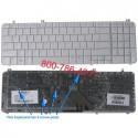 מקלדת למחשב נייד MSI U210 / X320 / X340 / X350 / X400 / X460 slim keyboard V103522AK1 SN S1N-1ERU2A1-SA0