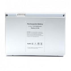 """בטריה סוללה להחלפה במחשב מקבוק גודל מסך 17 Apple MacBook Pro 17"""" A1189 A1212 A1261 Battery - 1 -"""