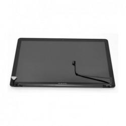 """קיט מסך יד שניה למחשב מקבוק פרו A1286 2008 Early 2009 - Unibody MacBook Pro 15""""  Display Assembly 661-4837, 661-5091 - 1 -"""