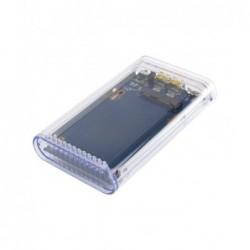 קופסא חיצונית למחשב איימק ומקבוק כולל יציאת פייר וויר USB 3.0 & 2.0 / FireWire 800 (FireWire 400 Backwards Compatible) - 1 -