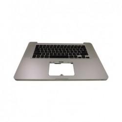 תושבת עליונה כולל מקלדת מחודשת Apple MacBook Pro 15.4 Top Case with Keyboard 661-5244 , A1286 - 1 -