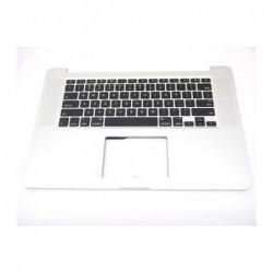 חיפוי מקלדת עליונה כולל מקלדת ומשטח עכבר Top Case Topcase Palmrest for MacBook Pro 15 A1398 Retina Year 2012-2013 - 1 -