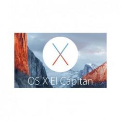 התקנת מערכת הפעלה למחשב נייד מקבוק MAC OS X EL CAPITAN MACBOOK PRO & AIR 13.3 15 INCH - 1 -