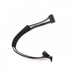 כבל דיסק למחשב איימק Apple IMac A1312 27 mid 2011 Hard DISK SSD Power Cable  593-1330 - 1 -