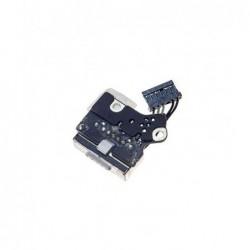 שקע טעינה למחשב נייד אפל מקבוק פרו Apple MacBook Pro 15 Retina A1398 Dc Jack - 1 -