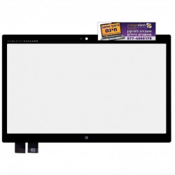 מסך מגע להחלפה במחשב נייד HP ENVY x2 13-J002dx Front Touch Screen Digitizer Glass Panel Replacement - 1 -