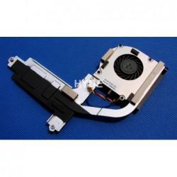 מאוורר כולל גוף קירור למחשב נייד לנובו Lenovo Ideapad S12 CPU Cooling Fan - 1 -