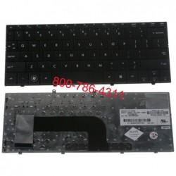 החלפת מקלדת למחשב נייד HP Mini 700 701 702 1000 1100 Mini Netbook Laptop Keyboard 496688-001 / MP-08C13US-930 - 1 -