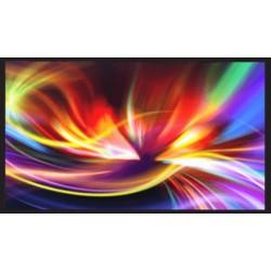קיר וידאו 4 מסכים פאנל חברת סמסונג כולל מתקן התקנה הידרואלי DID 46 intch Video Wall Led Screen - 3 -