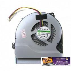 מאוורר למחשב נייד אסוס ASUS X550 X550V X550C X550VC X450 X450CA Fan - 1 -