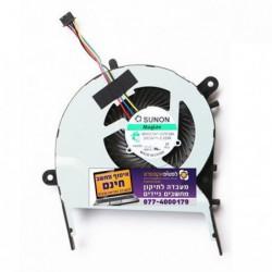 מאוורר להחלפה בתיקון מחשב נייד אסוס Asus X555 K555 X455LD K455 X455 A555 Cpu Fan - 1 -