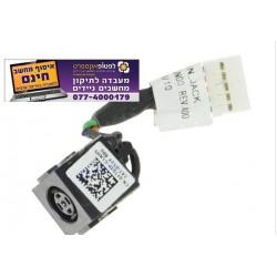 כניסת מתח שקע טעינה להחלפה במחשב נייד Dell Latitude E6330 / E6430S DC Power Input Jack with Cable - FTGTP - 1 -