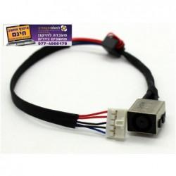 שקע טעינה למחשב נייד דל Dell Inspiron 15 5543 5545 5547 5548 Power Jack Charging Port DC IN Cable - 1 -