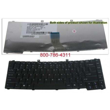 أجهزة الكمبيوتر المحمول لوحة المفاتيح 3823B01134AO جي LW40 HMB222EA الأسود
