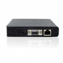 מחשב תחנת עבודה רזה מיני פי סי זירו קליינט Cloud SlimPC Zero Client terminal Computer - 1 -