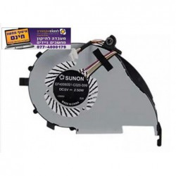 מאוורר אייסר Acer Aspire M5-583 V5-473 V5-573 V7-481 V7-482 V7-581 V7-582 Series Laptop CPU Cooling Fan - 1 -