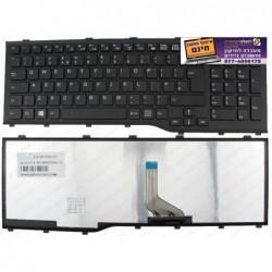 מקלדת למחשב נייד פוגיטסו FUJITSU AH532 A532 N532 NH532 KEYBOARD UK LAYOUT WITH FRAME CP575204-001 F226 - 1 -