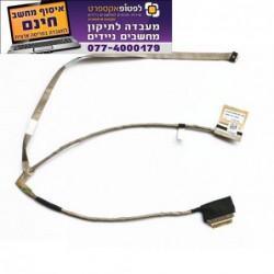 כבל מסך למחשב נייד דל Dell Inspiron 3521 3537 5521 V2521D 5535 5537 0DR1KW LCD LVDS CABLE DC02001MG00 - 1 -
