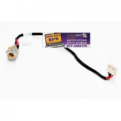 שקע טעינה למחשב נייד אייסר Acer M5 V5 V7 M5-583P Power Jack Charging Port DC IN Cable - 1 -