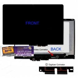 מסך מגע להחלפה לנובו יוגה Lenovo YOGA 710-14IKB Touch digitizer + LCD screen With Bezel Size - 1 -